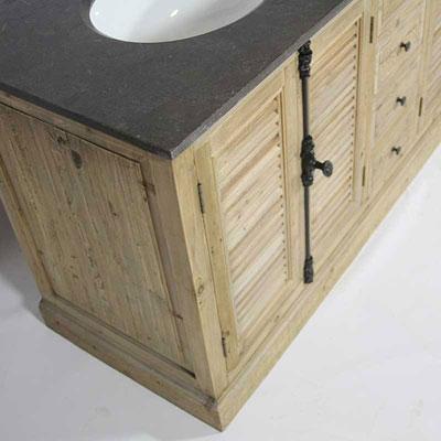 Meubles de salle de bain for Meuble salle de bain a l ancienne