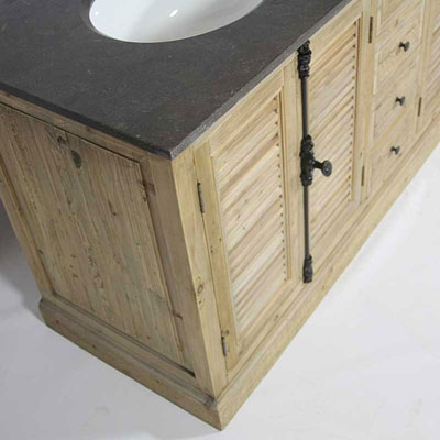 meuble salle de bain 90 cm. Black Bedroom Furniture Sets. Home Design Ideas