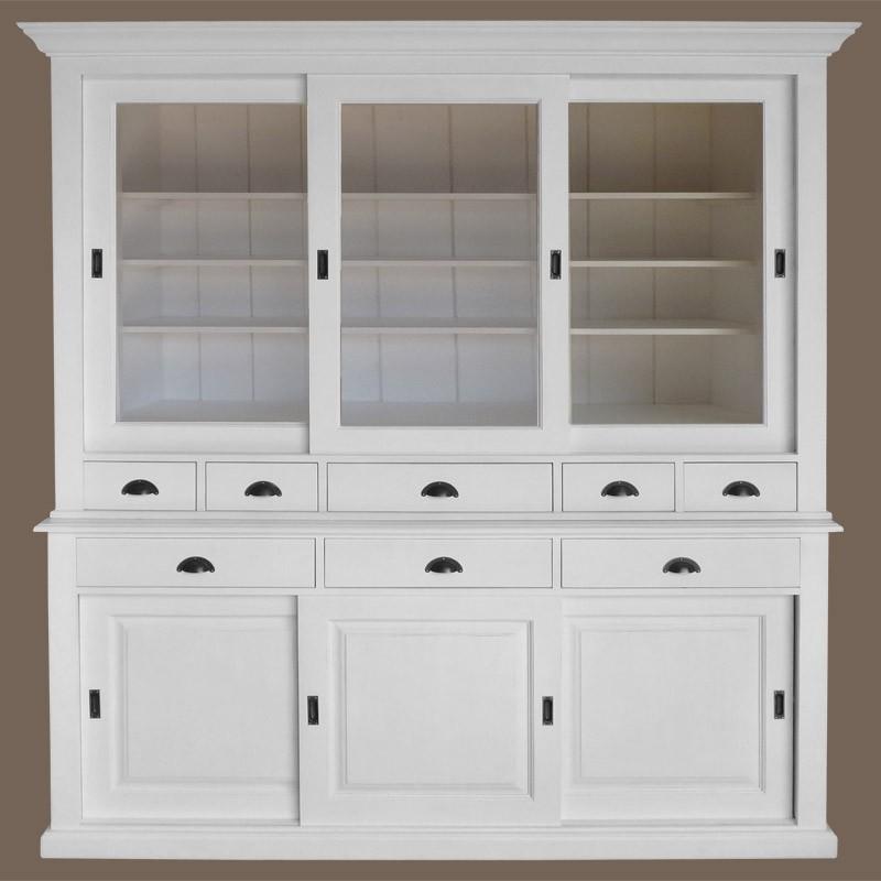 Les meubles neufs 62 - Peindre meuble bois en blanc ...